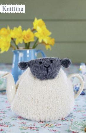 Lamb Tea Cosy Knitting Pattern