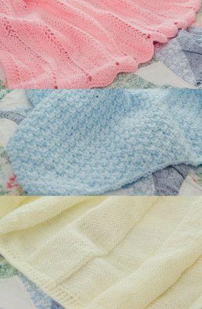 Easy Blankets