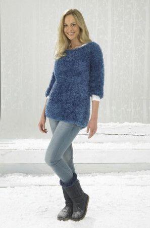 Sweater in Stylecraft Eskimo (8885)