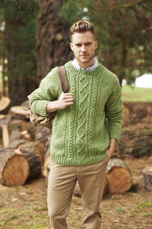 Sweaters in Stylecraft Alpaca Tweed DK (9007)
