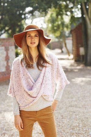 Sweaters in Stylecraft Alpaca Tweed DK (9017)