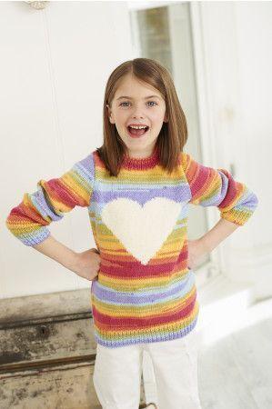 Sweater and Hoodie in Stylecraft Wondersoft Merry Go Round DK (9397)