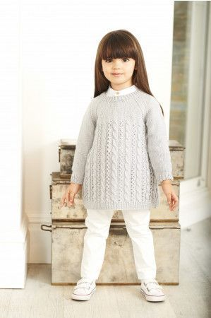 Dress and Tunic in Stylecraft Special DK (9399)