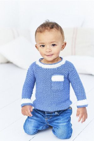Sweater and Tunic in Stylecraft Bambino DK (9609)