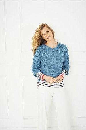Sweaters in Stylecraft Special DK (9640)