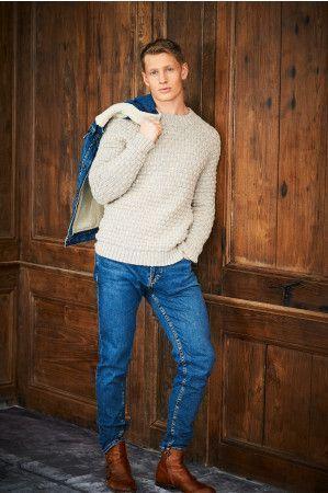 Sweaters in Stylecraft Life DK (9652)