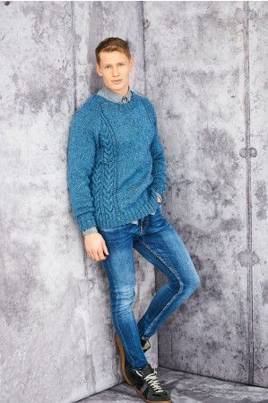 Sweaters in Stylecraft Special Aran with Wool (9658)