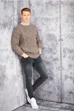 Sweaters in Stylecraft Special Aran with Wool (9659)
