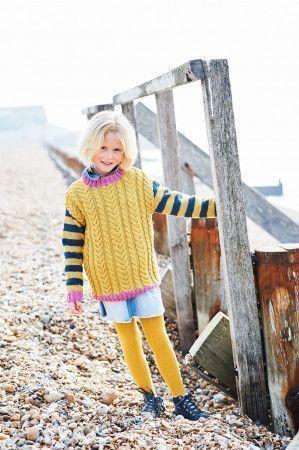 Sweaters in Stylecraft Bellissima DK (9708)