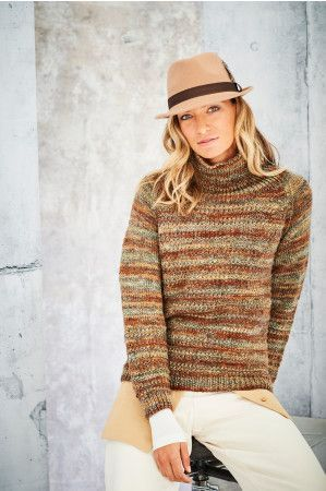 Cardigan and Sweater in Stylecraft Amor Aran (9798)