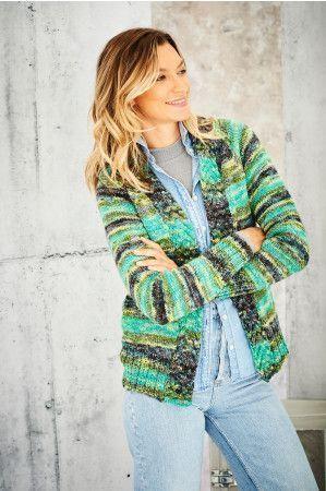 Jacket and Sweater in Stylecraft Amor Aran (9800)