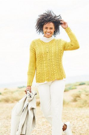 Tunic and Sweater in Stylecraft Softie Chunky (9815)