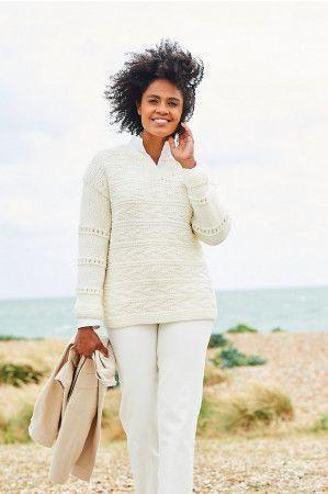 Sweater and Cardigan in Stylecraft Softie Chunky (9817)