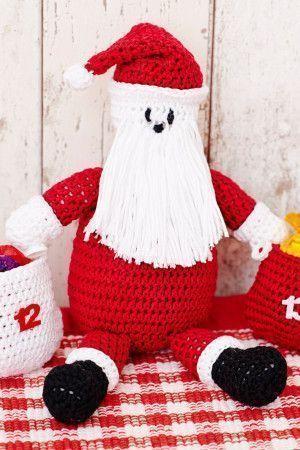 Advent Calendar Crochet Pattern - The Knitting Network
