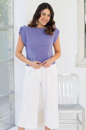 Women's short sleeve jumper featuring a bateau neckline