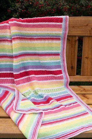 Fairytale Blanket Pattern