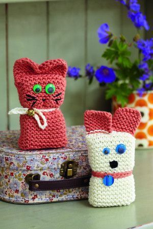 Cat And Dog Toy Knitting Patterns - The Knitting Network