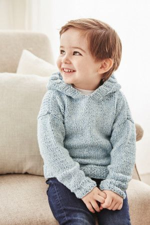 Little Boy's Hoody