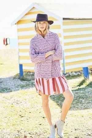 Sweater and Cardigan in Stylecraft Monet (9616)