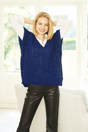 Sweater and Top in Stylecrfat Pearls (9780)