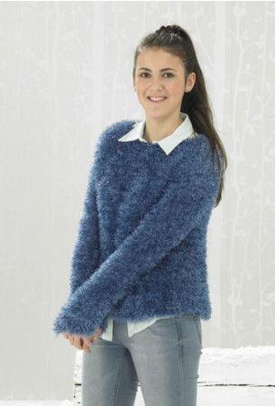 Sweaters in Stylecraft Eskimo (8889)