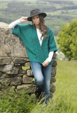 Jacket in Stylecraft Special Chunky (9077)