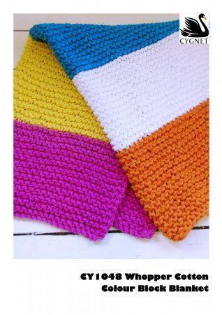 Blankets in Cygnet Whopper Cotton (CY1048)