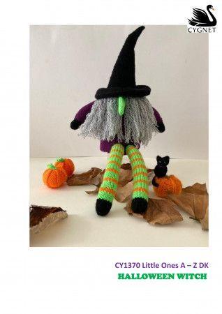 Halloween Witch in Cygnet Little Ones DK (CY1370)