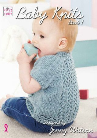 King Cole Baby Knits Book One