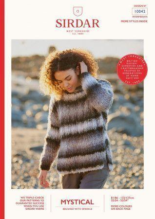 Sweater in Sirdar Mystical (10042)