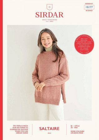 Sweater in Sirdar Saltaire (10177)