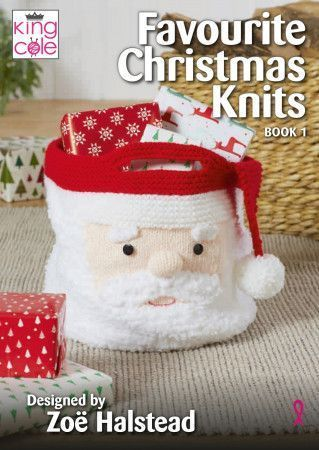 King Cole Favourite Christmas Knits