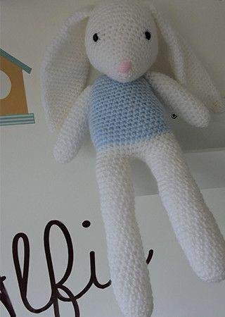 Bunny in Cygnet Kiddies Supersoft DK (CY1135)