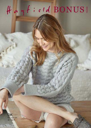 Sweater in Hayfield Bonus DK (10269)