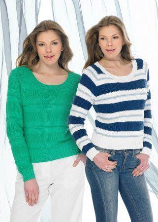 Sweaters in Stylecraft Classique Cotton DK (8908)
