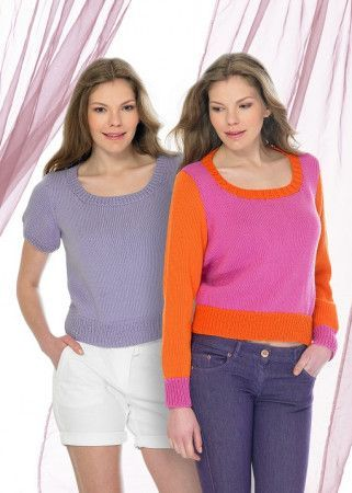Sweaters in Stylecraft Classique Cotton DK (8909)