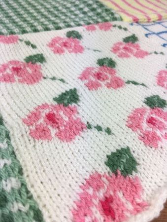 Afternoon Tea Blanket Part 5