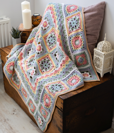 Moroccan Dreams Blanket Colour Pack