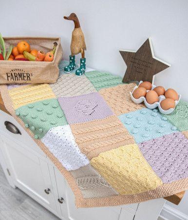 Rustic Farmhouse Blanket Colour Pack