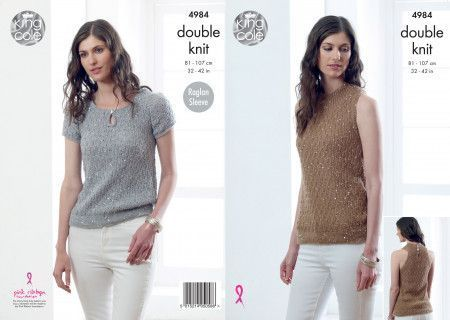 Tops in King Cole Galaxy DK (4984)