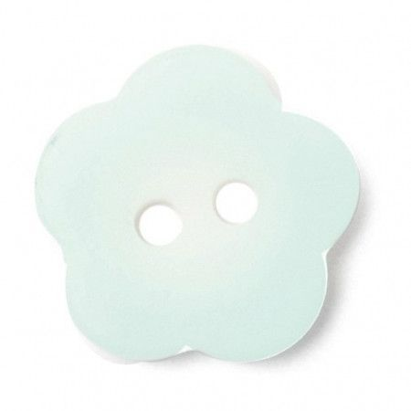 Size 15mm, 2 Hole, Pearl Green, Pack of 4