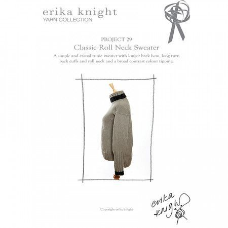 Sweater in Erika Knight Vintage Wool (Project 29)