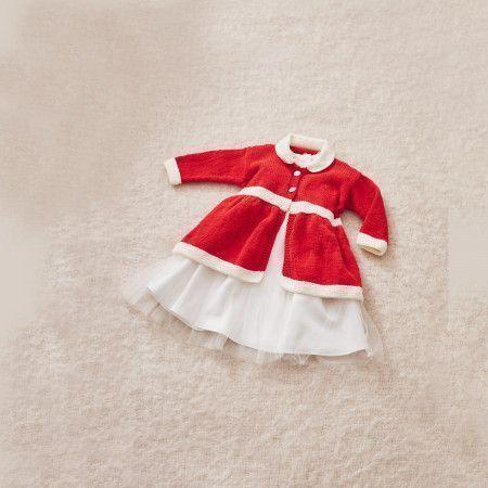 Santa Baby Jacket