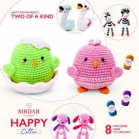 Happy Cotton Book 3 - Two of a Kind