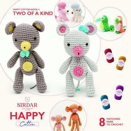 Happy Cotton Book 4 - Two of a Kind