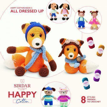 Happy Cotton Book 5 - All Dressed Up