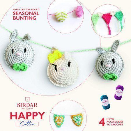Happy Cotton Book 7 - Seasonal Bunting