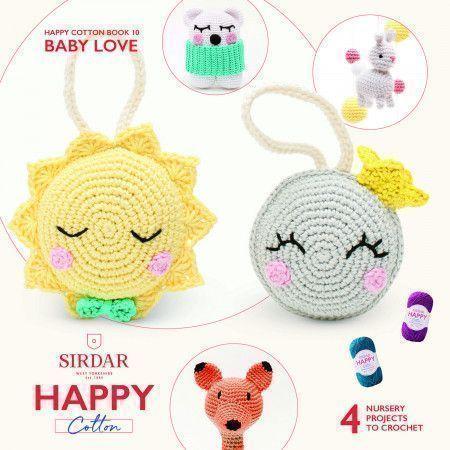 Happy Cotton Book 10 - Baby Love