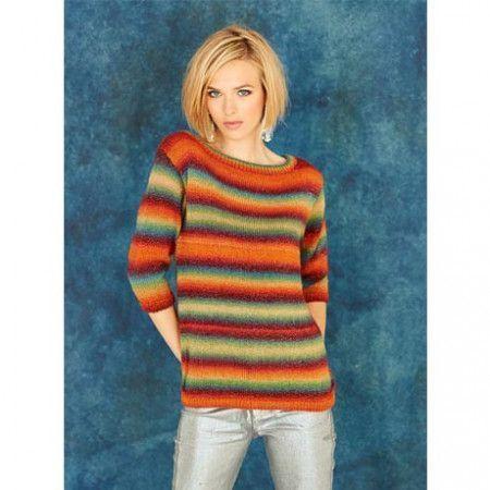 Sweaters in Stylecraft Cabaret DK (9181)