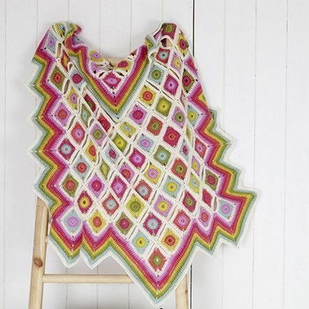 Blankets in Stylecraft Life DK (9256)